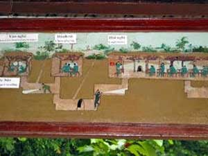 Saigon Ausflüge: Cu Chi Tunnel