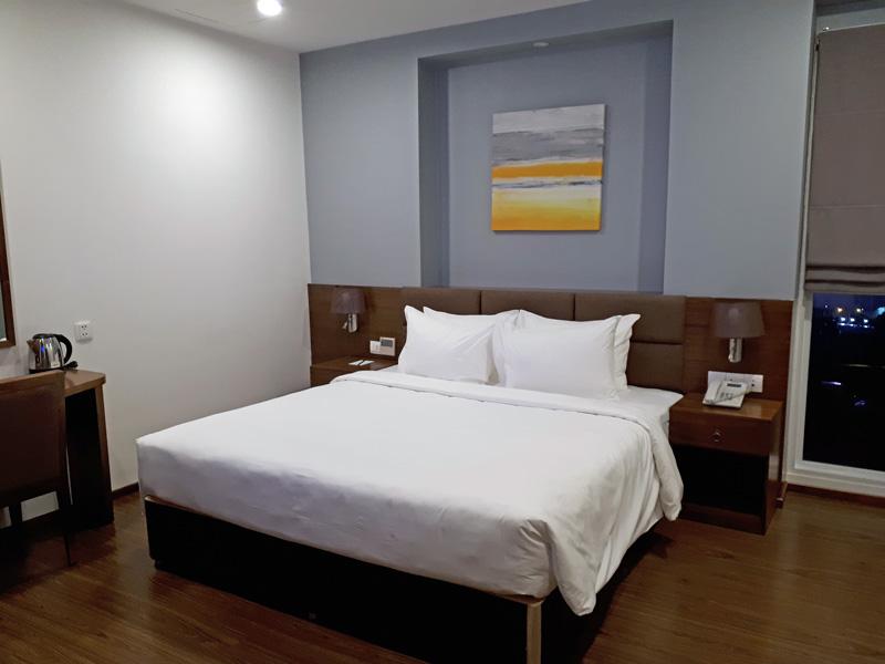 Hotelzimmer Ho Chi Minh Stadt Vietnam