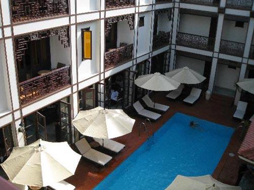 Vietnam Rundreise Hotel mit Pool Hoi An