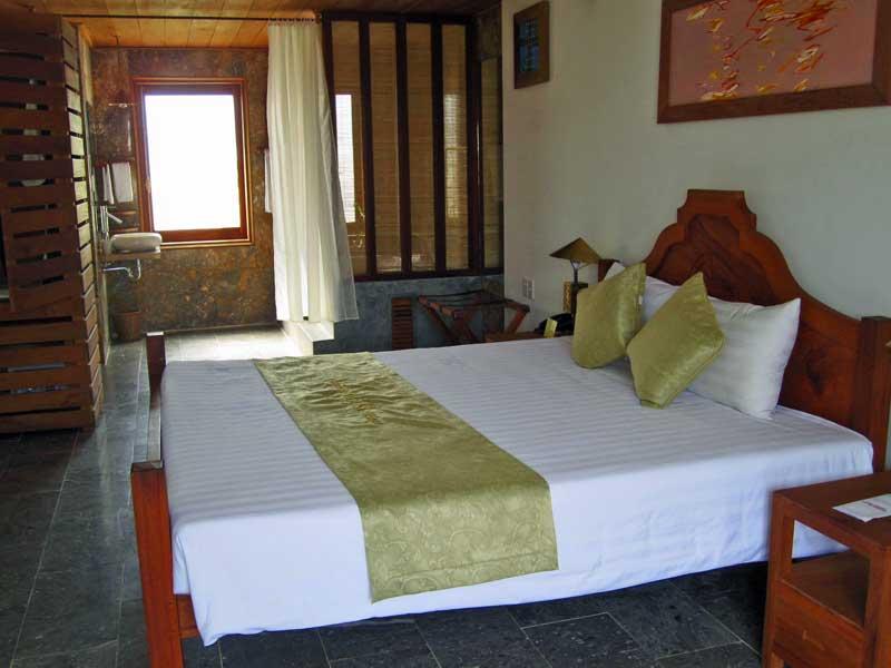 Hoi An Hotels - Komfortable Zimmer mit vielen natürlichen Materialien