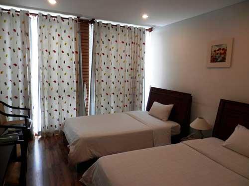 Von Vietnam nach Kambodscha: Ihr Hotel im Mekong Delta mit einfachen Zimmern ...