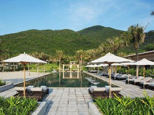 Ihr Pool im Hotel am Nha Trang Strand