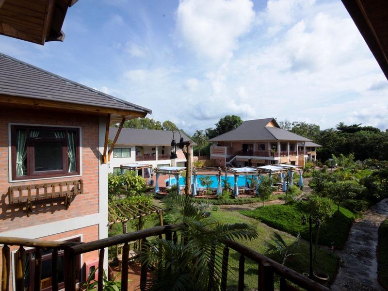 Resort auf Phu Quoc