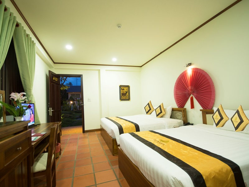 Resort auf Phu Quoc - Zimmer