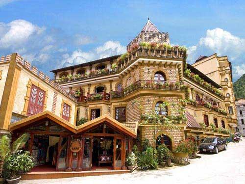 Hotel in Sapa