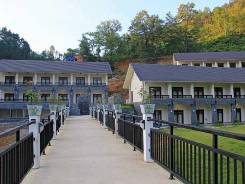 Hotel in der Nähe der Ban Gioc Wasserfälle