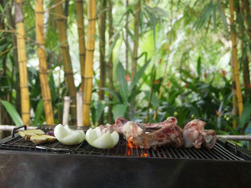 Hoi An Ausflüge: köstlich Gegrilltes