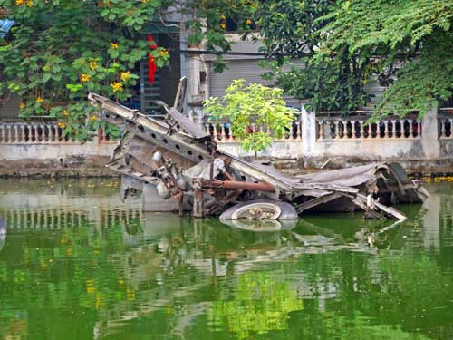 Hanoi Ausflüge: Erinnerung an den Vietnam Krieg