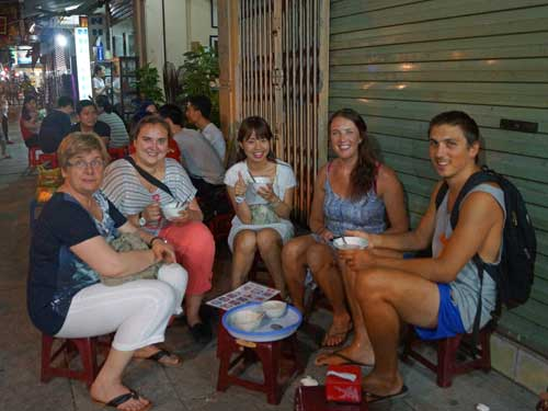 Hanoi Ausflüge: Streetfood Safari